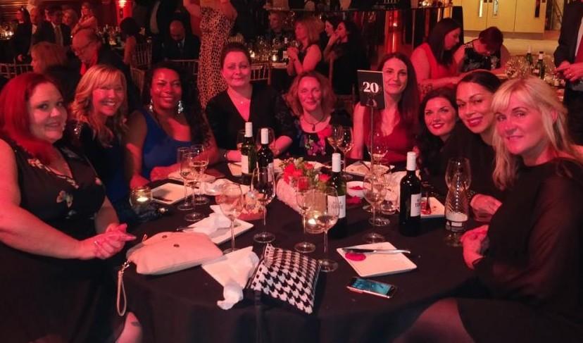 Croydon Team at Guardian Awards